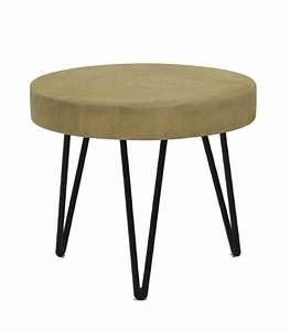 Table Basse D Appoint : table d 39 appoint carr e bout de canap m tal noir 40x40x40cm ~ Teatrodelosmanantiales.com Idées de Décoration