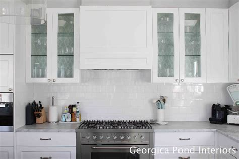how to put a backsplash in kitchen wallpaper cabinets kitchen georgica pond interiors 9531