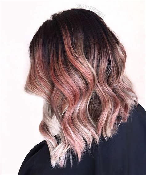 25 best ideas about gold ombre on