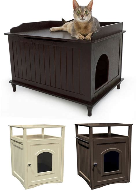 litter box cabinet how to hide your cat s litter box