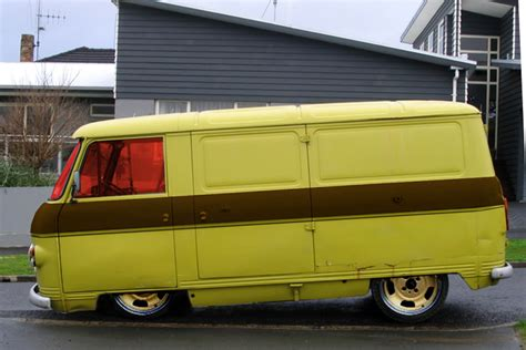 Unique Makes And Models Of Vintage Vans, Imported Or Kit