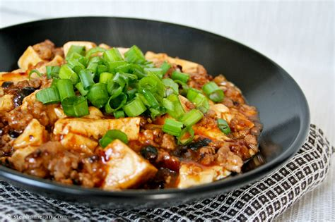 tofu cuisine mapo tofu recipe dishmaps