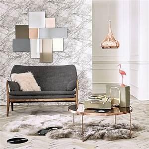 Miroir Fenetre Maison Du Monde : miroir cuivr 12 mod les design c t maison ~ Teatrodelosmanantiales.com Idées de Décoration