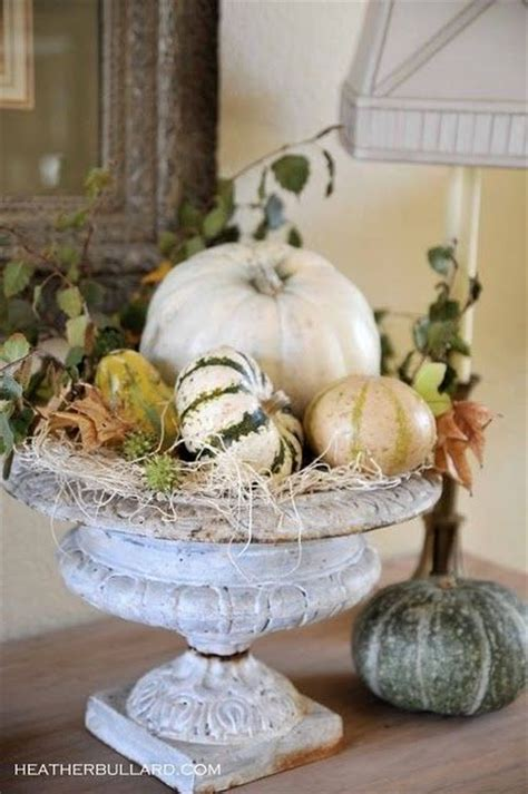 shabby chic fall decorating ideas shabby chic fall by mwlange fall decorating pinterest