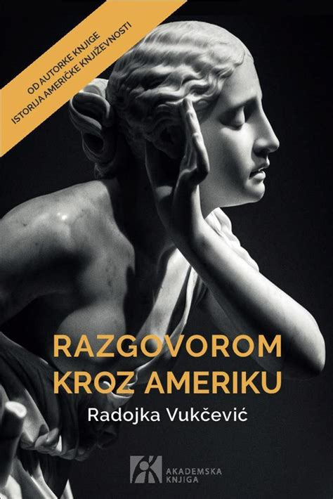 RAZGOVOROM KROZ AMERIKU - Radojka Vukčević | Knjižare Vulkan