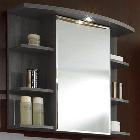 Badezimmer Spiegelschrank Mit Regal by Badezimmer Spiegelschrank Mit Beleuchtung Sch 246 Ne Ideen