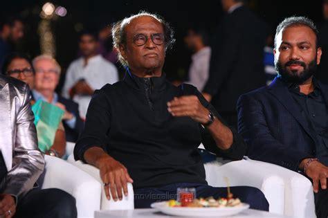 Rajinikanth, Subaskaran @ 2.0 Audio