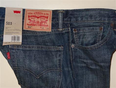 Levi's Men's 511 Premium Skinny Fit Jeans Sulphur #0441