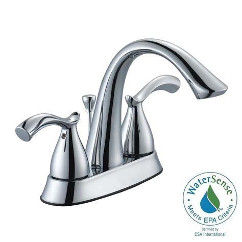glacier bay bathroom faucet aerator glacier bay edgewood 4 in centerset 2 handle high arc