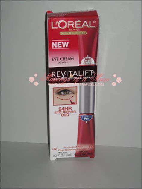 loreal revitalift deep set wrinkle repair eye cream