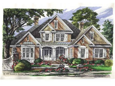 new american home plans eplans new american house plan the haynesworth 3359 square and 4 bedrooms from eplans