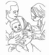 Doctor Coloring Colorear Doktor Arzt Pediatra Colouring Printable Medecin Ausmalbilder Hellokids Sheets Generaliste Medico Ausmalen Zum Enfermera Sheet Coloriage Dibujos sketch template