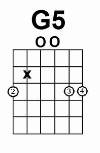 Open Chords Series- G5