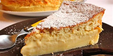 cuisiner pour pas cher gâteau magique à la vanille facile et pas cher recette