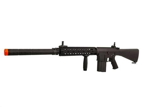 A&k Sr-25 Sniper Rifle Full Metal Airsoft Gun