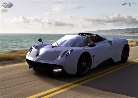 renault geneva pagani huayra roadster slated to debut early 2016 at