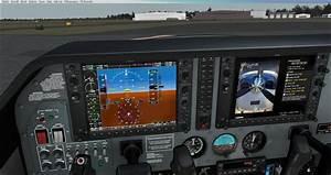 C182t Cockpit  U2013 Fselite