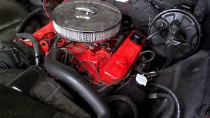 1967 Buick Skylark 340 Engine  U0026 2 Speed Trans