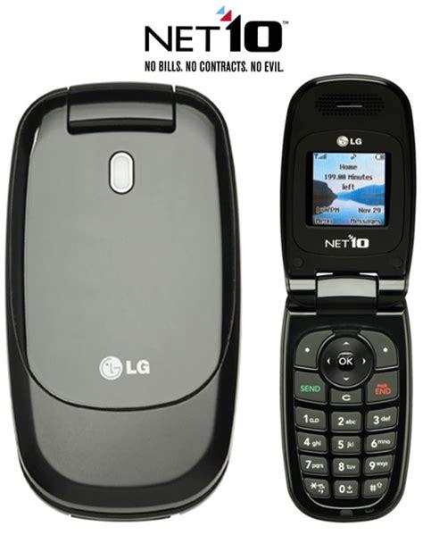 net10 wireless phones net10 lg 400g prepaid phone
