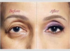 Tips de Maquillaje ojos caídos y pequeños paso a paso