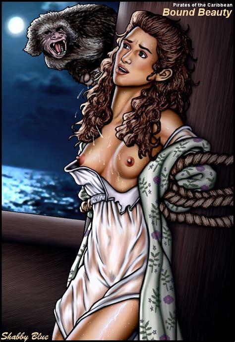 Rule 34 Elizabeth Swann Pirates Of The Caribbean Shabby