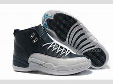 Air Jordan 12 Retro Obsidian White French Blue For Sale