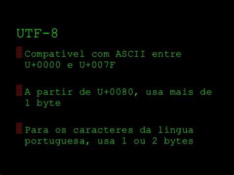 Minicurso de Encoding - resolvendo problemas com ...