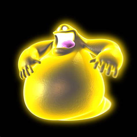 Bustin Makes Me Feel Good Luigis Mansion Dark Moon