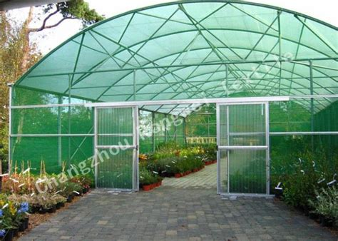 green 2 needles outdoor agriculture shade net mesh
