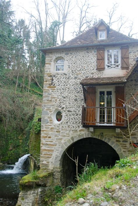 mills for sale a fully restored intriguing water mill for sale monein aquitaine france
