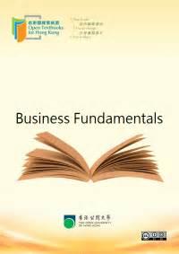 Business Fundamentals   Open Textbooks for Hong Kong