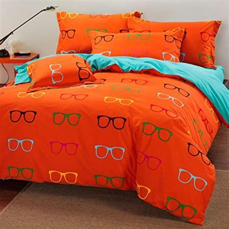 fun comforter sets 10 bright orange comforters and bedding sets