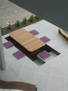 Table Bois Exotique : empreinte bois ~ Farleysfitness.com Idées de Décoration