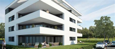 Pfeil Architekten  Projekt Mehrfamilienhaus Schönaich