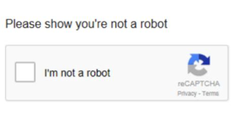 Why Does Google Always Ask Us To Verify 'i Am Not A Robot