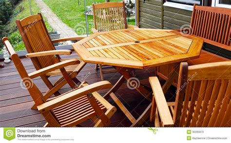 Wooden Outdoor Furniture by Beautiful Wooden Deck Furniture 7 Outdoor Wood Patio