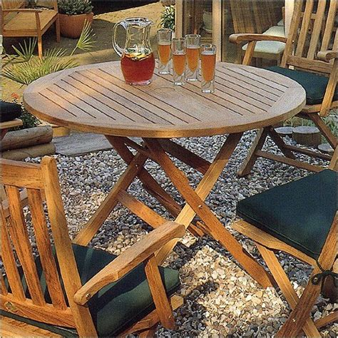 ascot large folding dining table contemporary