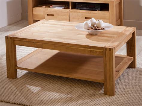 fontaine de bureau table basse rectangulaire bois finition huilée