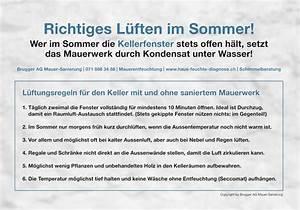 Richtig Lüften Im Sommer : richtiges l ften im sommer brugger ag ~ A.2002-acura-tl-radio.info Haus und Dekorationen