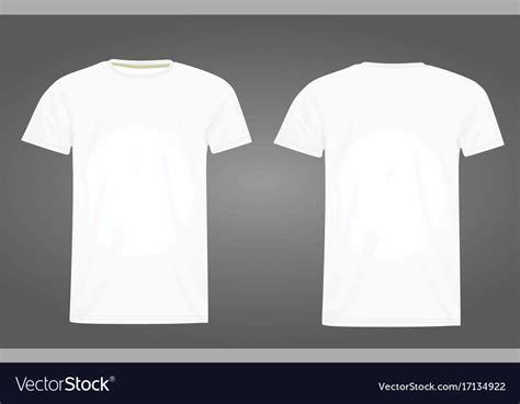 White T Shirt Template White T Shirt Template Ecza Solinf Co
