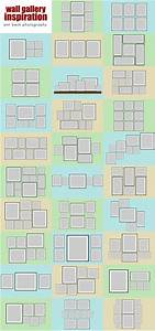 Top Ideas to Create a DIY Photo Gallery Wall Layouts DIY