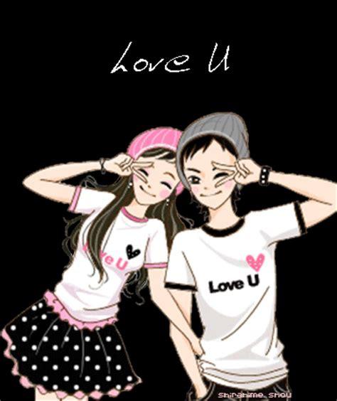 anime jepang komedi romantis terpopuler kumpulan gambar animasi bergerak romantis tentang cinta