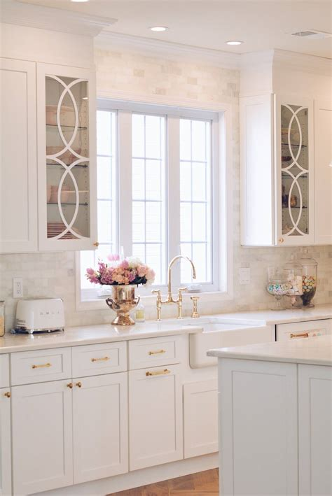 Kitchen Cabinets With Glass - mullion cabinet doors how to add overlays to a glass