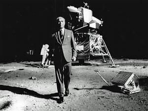 Moon landing replica strangeness, page 1