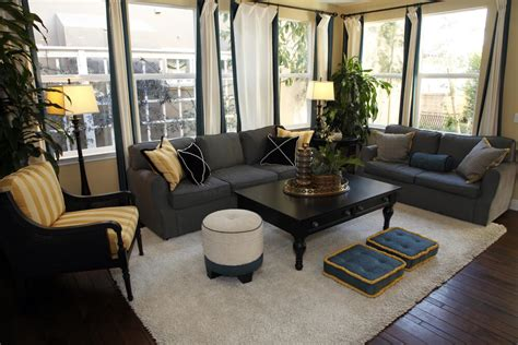 light blue rug 25 cozy living room tips and ideas for small and big