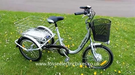 3 Wheeler Electric Trike Review Batribike Trike 20