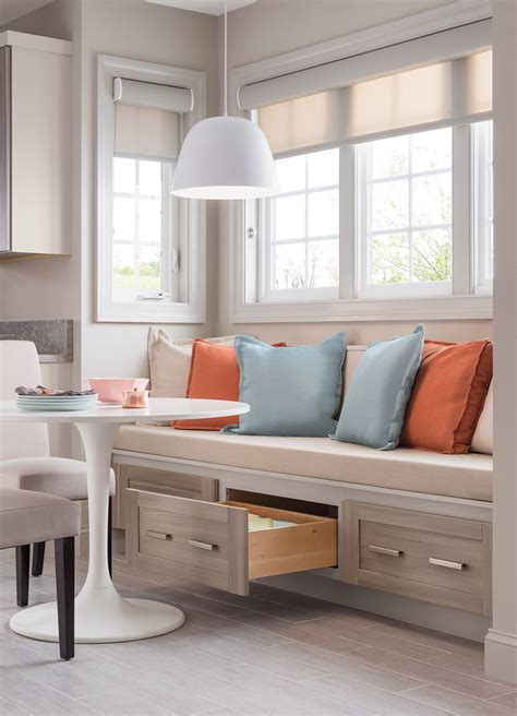 kitchen table with bench storage up with storage and seating more the bee keepers