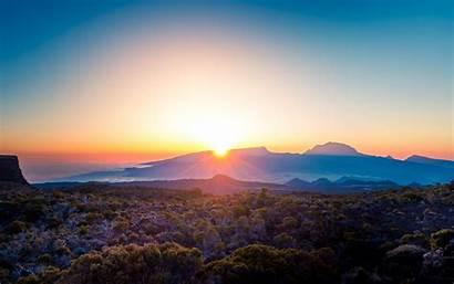Morning Sky Sunshine Wallpapers 4k Nature 5k