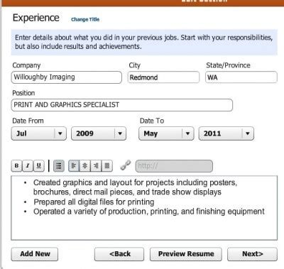 Resume Review Tool by Resume Tool 2 Jobscan