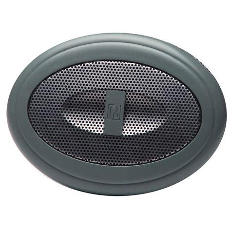 Waterproof Boat Speakers by Poly Planar Ma50g 2 Quot Waterproof Marine Speakers Grey